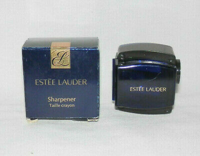 New Estee Lauder Pencil Sharpener 2 Holes