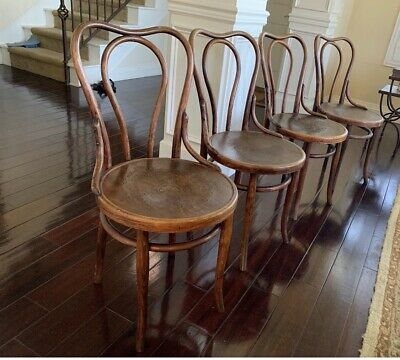1950 Thonet Bentwood Chairs