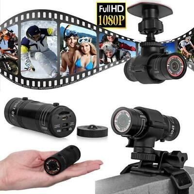 Full DVR DV HD 1080P Video Bike Cam Helmet Camera Action Sport Waterproof Gift @