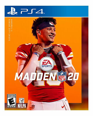 Madden NFL 20 - Standard Edition Sony PlayStation 4 PS4