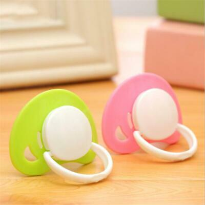 Baby Silicone Orthodontic Pacifier Nipple Sleep Soother Infant Soft Supply JA