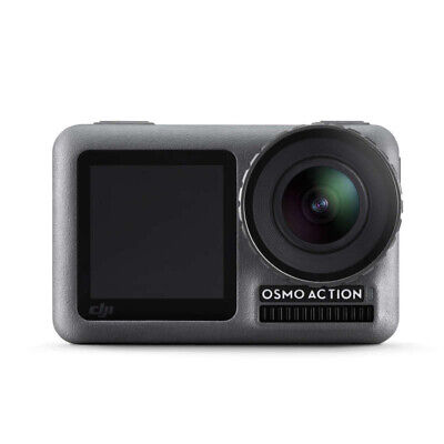 Osmo Action Dual Screens 4K HDR Video RockSteady 8xSlow Motion UHD Image Quality