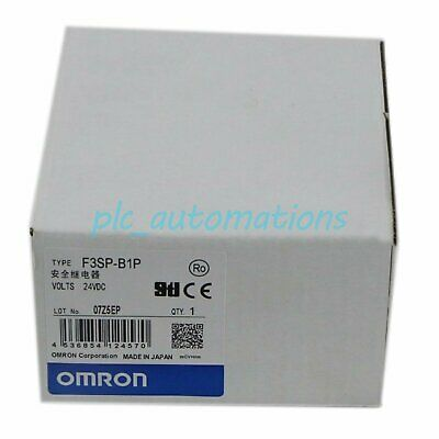 1PC Brand New in box OMRON PLC F3SP-B1P