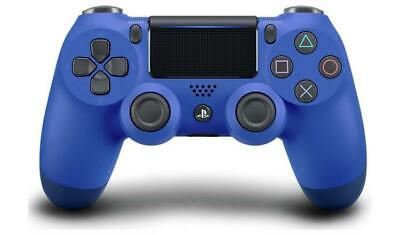 Sony PlayStation 4 (PS4) DualShock Controller (CUH-ZCT2E) - Wave Blue