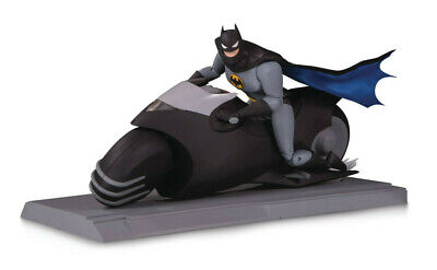 DC Collectibles Batman The Animated Series: Batcycle & Batman Action Figure Set