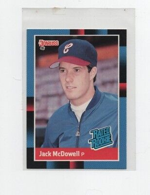 1992 Donruss Triple Play 129 Jack Mcdowell Chicago White