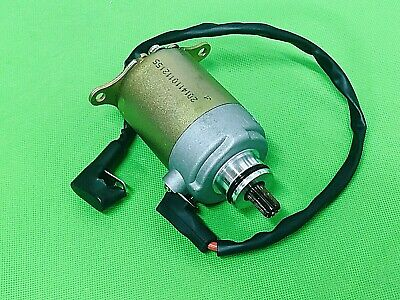 NECO ABRUZZI 125cc ELECTRIC START STARTER MOTOR FITS 125cc MODELS ONLY