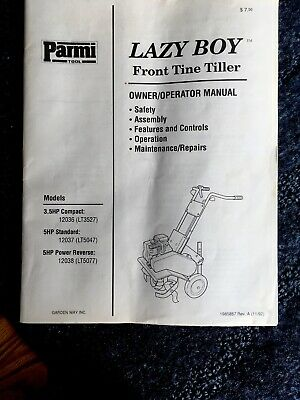 CHAIN DRIVE COVER For Vintage Garden Way Lazy Boy 8hp Tiller