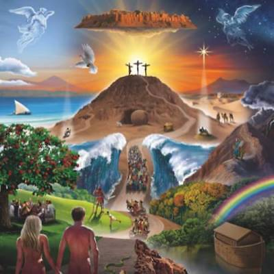 Peter Gee ( Pendragon ) - The Bible New April  2018 Major Neo Prog Project