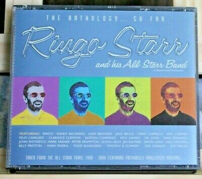 Ringo Starr And His All Starr Band - The Anthology...So Far (#329)