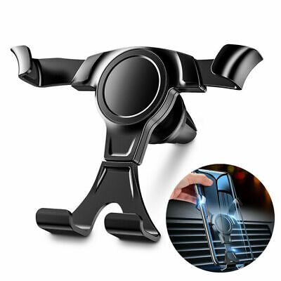 360° Gravity Car Bracket Phone Holder Air Vent Mount for Smart Phone Accessories