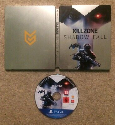 Killzone: Shadow Fall Steelbook Edition (PlayStation 4, PS4, 2013)