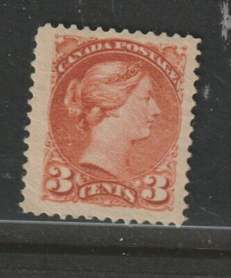 CANADA #41 Small Queen  VFNH large margins