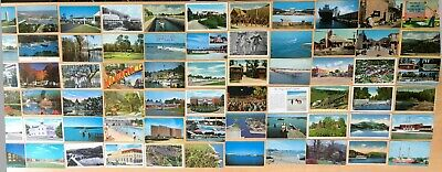 Collection of 150 Antique & Vintage Postcards ALL NORTH CAROLINA Various Towns