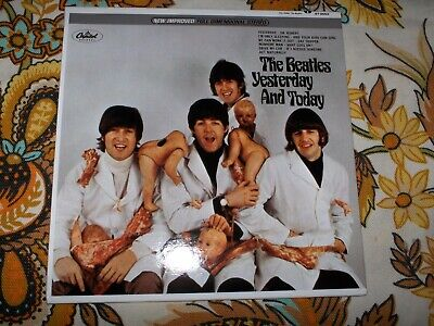 YESTERDAY & TODAY by The Beatles (the U S  Album) [CD