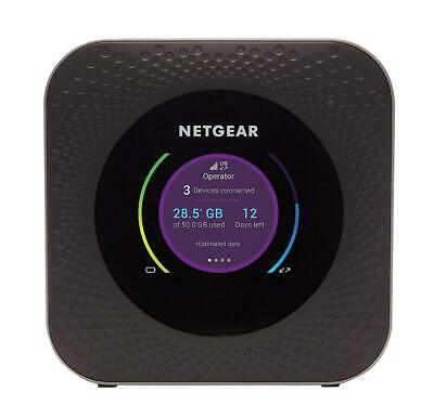 Unlocked AT&T Netgear Nighthawk MR1100 Cat16 Mobile Hotspot WiFi Router B