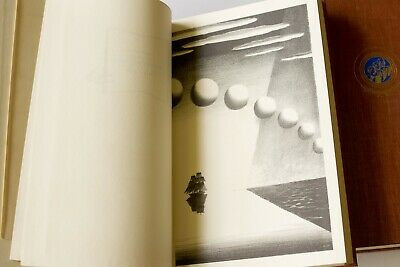 SIGNED Antony Adverse 1937 Limited Editions Club Lithographs LEC Wilson Allen