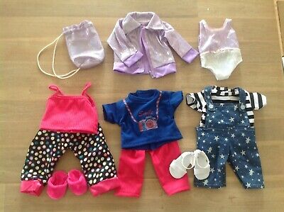 Our Generation / Journey Girl doll clothes bundle