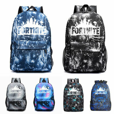 Fortnite Bag Sports Backpack School Backpacks Bags Unisex Travel Mochilas