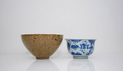 Two Chinese Ceramic Bowls