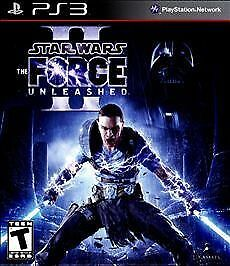 Star Wars the Force Unleashed 2 PLAYSTATION 3 (PS3) Action / Adventure (Video