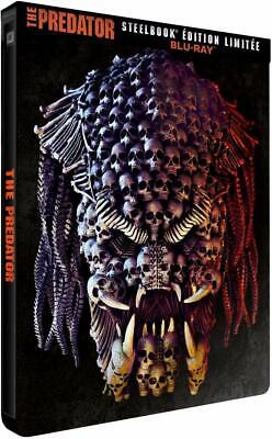 BLURAY THE PREDATOR  [Édition SteelBook] NEUF SOUS BLISTER