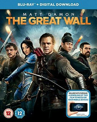 The Great Wall - Matt Damon [Blu-Ray + Digital] Download (2017)