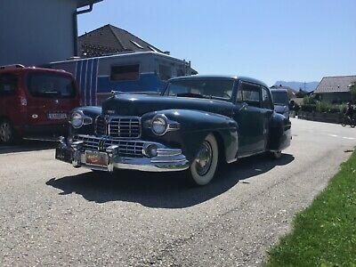 1948  Lincoln 876H Continental Coup