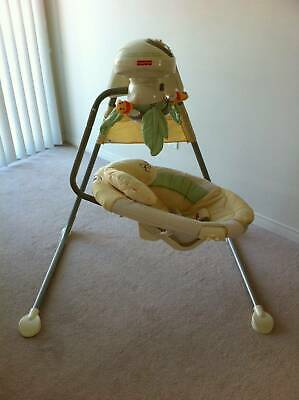 Baby Cradle Fisher Price Motorised