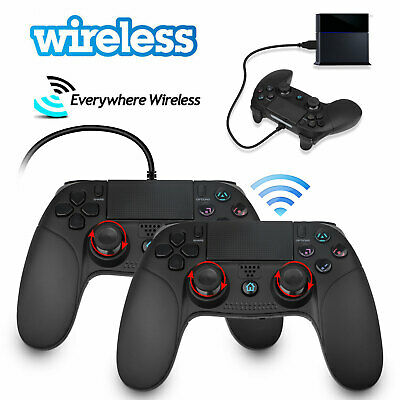 For PS4 Sony PlayStation 4 Dualshock 4 Joystick Gamepad Wireless Controller