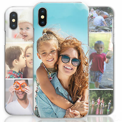 Personalised Phone Case, Hard Cover - Customise With Image/Picture/Photo Collage