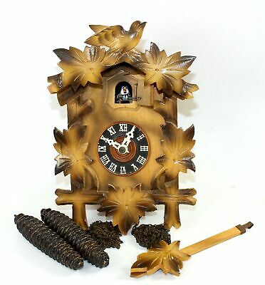 30 Hour / One Day Cuckoo Clock - Vintage - Tr81