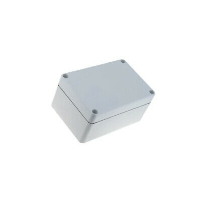 AB081206 Enclosure multipurpose EURONORD X80mm Y120mm Z55mm ABS FIBOX