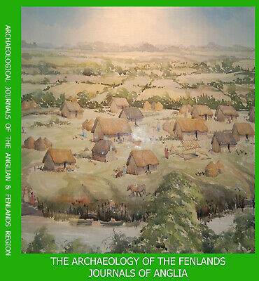 Anglian & Fenland Archaeology Journals (2 Dvds) Metal Detecting PDF Collection