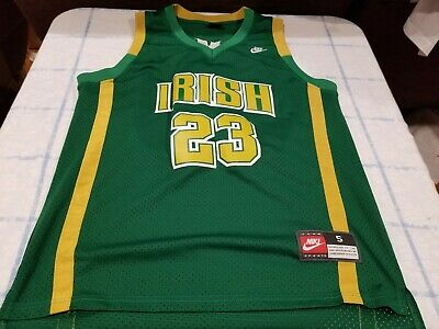 cheap for discount 295dc 29524 LEBRON JAMES #23 Nike High School Jersey St. Vincent SVSM ...