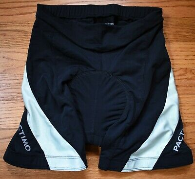 Pactimo Size Small S Cyclig Bib Shorts 6400-6