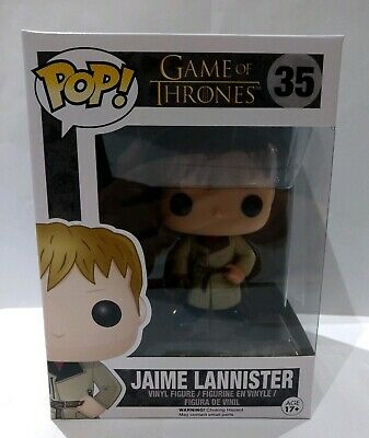 Funko Pop TV HBO Game Of Thrones Golden Hand Jaime Lannister VAULTED Authentic