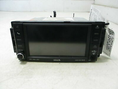FACTORY STOCK OEM Ford® Sync® Cd Dvd Player Mp3 Gps