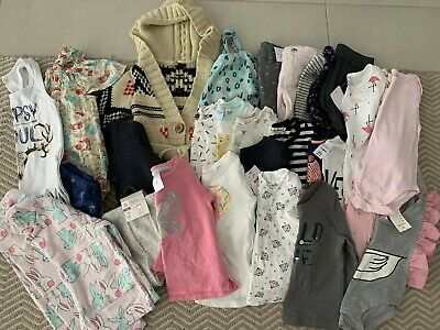 Girls Assorted Bulk Clothes Size 12-18mths