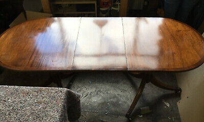 Reception/dining table - mahogany - NOW REDUCED