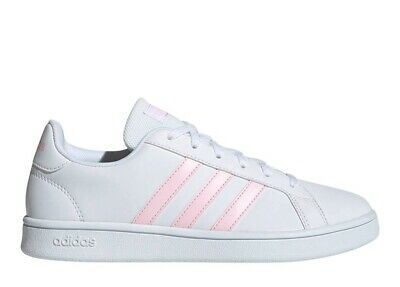 ADIDAS GRAND COURT BASE EE7480 Bianco Scarpe Donna Sneakers