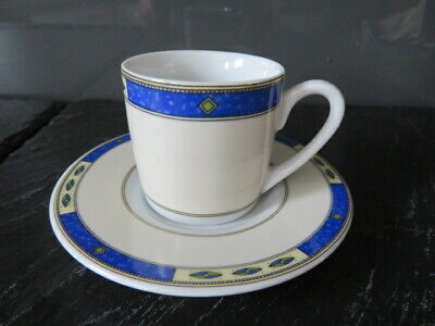 "Espressotasse mit Unterteller, ""Royal Heritage Collection"""