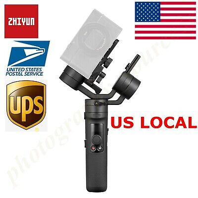 ZHIYUN Crane M2 Gimbal 3 Axis Stabilizer For Mirrorless Camera Smartphones NEWES