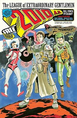 League of Extraordinary Gentlemen THE TEMPEST #6 by Alan Moore & Kevin O'Neill