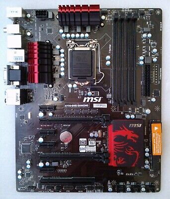 BIOS CHIP MSI Z77A-G45 GAMING