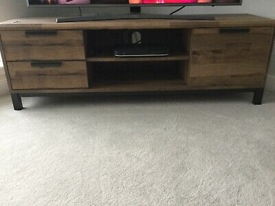 timeless design bdfc2 5fc84 NEXT BRONX TV unit Bronx Wide TV Stand 973-725 - £200.00 ...