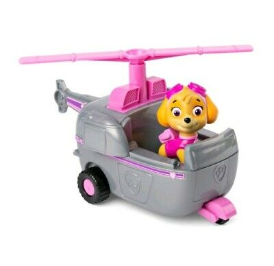Paw Patrol Skye's High Flyin' Copter Sky's High Flying Helicopter Girls Gift Toy
