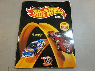 Price Guide: Tomart's Price Guide to Hot Wheels by Michael Thomas Strauss...