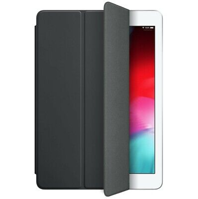 "Apple Smart Cover for iPad 5th 9.7"" & iPad Air 1 2 - Charcoal Gray - Apple OEM"