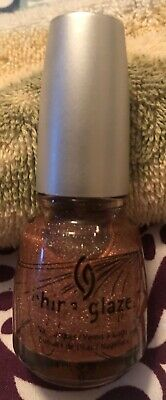 China Glaze Nail Polish Lacquer Rated Holographic Kaleidoscope Collection